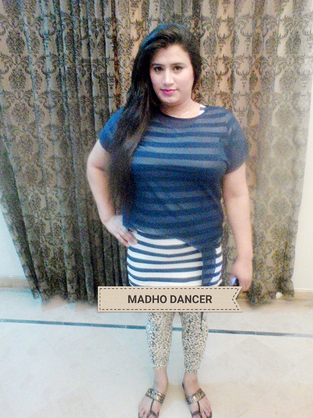 Madho Dancer escorts in Karachi | vipgirlsinkarachi.com